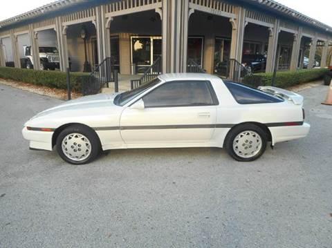 1988 Toyota Supra for sale in Oakland, FL