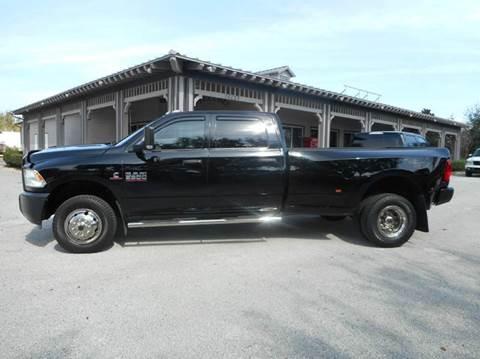 2014 RAM Ram Pickup 3500