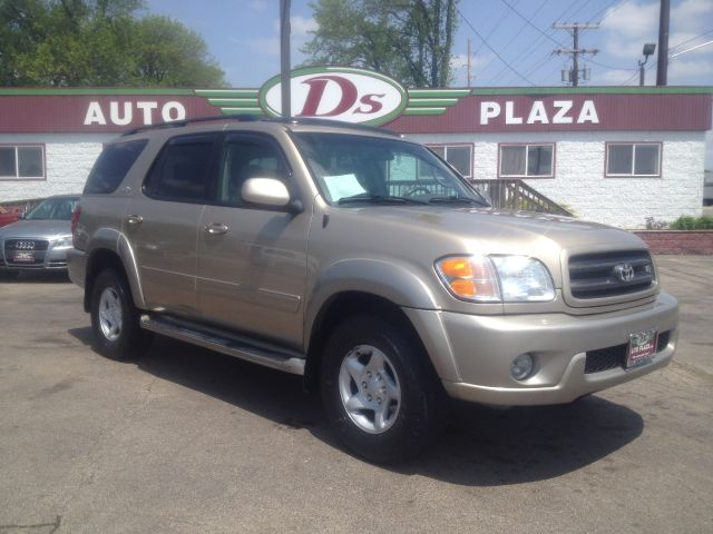 2002 toyota sequoia for sale in springfield il. Black Bedroom Furniture Sets. Home Design Ideas