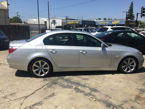 2006 BMW 5 Series for sale in Lodi, CA