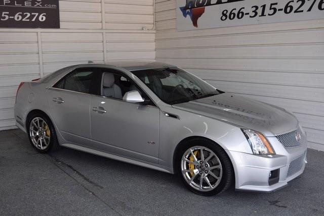 2012 cadillac cts v for sale in mckinney tx. Black Bedroom Furniture Sets. Home Design Ideas