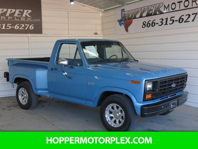 1983 ford f150 4x4 for sale autos post. Black Bedroom Furniture Sets. Home Design Ideas