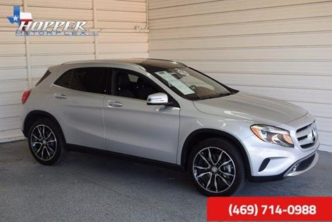 2016 Mercedes-Benz GLA for sale in Mckinney, TX