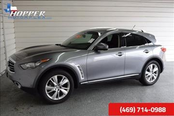 2014 Infiniti QX70 for sale in Mckinney, TX