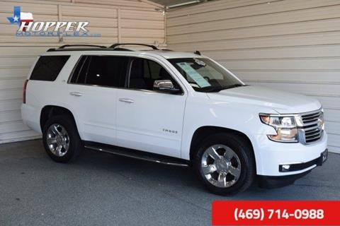 2015 Chevrolet Tahoe for sale in Mckinney, TX