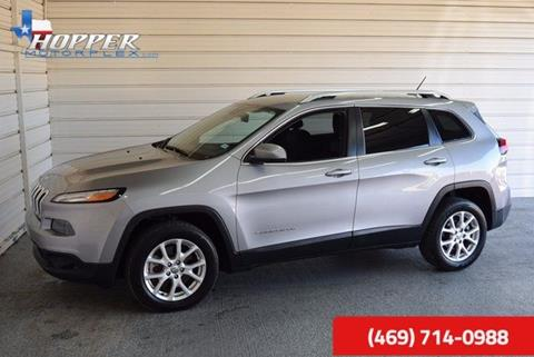 2014 Jeep Cherokee for sale in Mckinney, TX