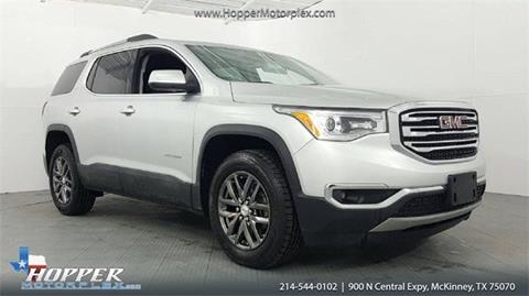 2018 GMC Acadia for sale in Mckinney, TX