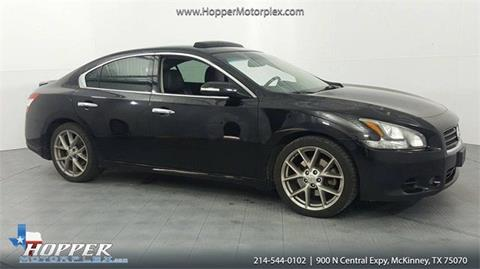 2011 Nissan Maxima For Sale In Texas Carsforsale