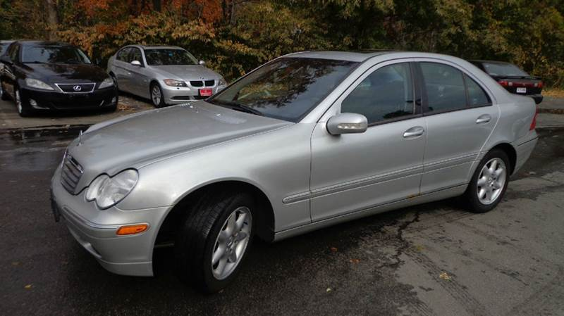 2003 mercedes benz c class c240 4matic awd 4dr sedan in for Mercedes benz manchester nh