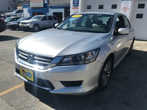 Sedan for sale in worcester ma for Honda worcester ma