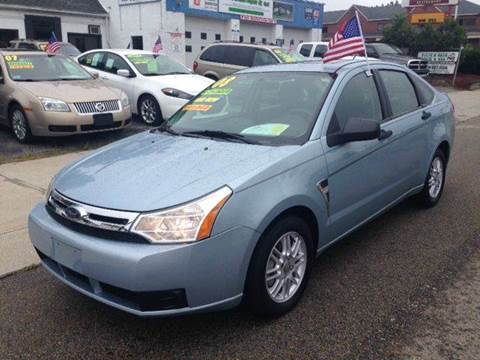 2008 Ford Focus for sale in Worcester, MA