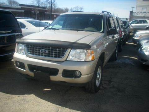 2004 Ford Explorer for sale in Worcester, MA