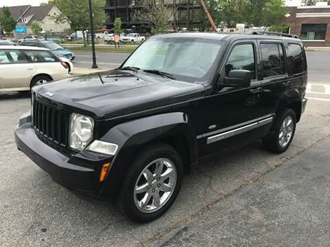 2012 Jeep Liberty for sale in Worcester, MA