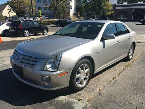 2007 Cadillac STS for sale in Worcester, MA