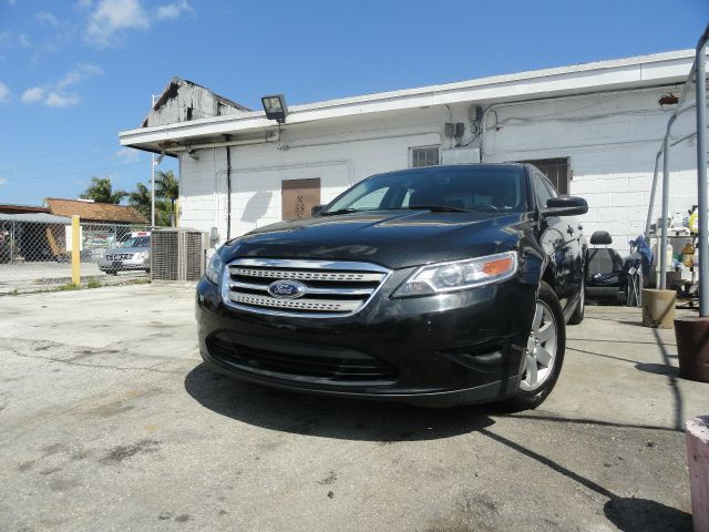 2010 FORD TAURUS SEL FWD black abs brakesair conditioningalloy wheelsamfm radioanti-brake sys