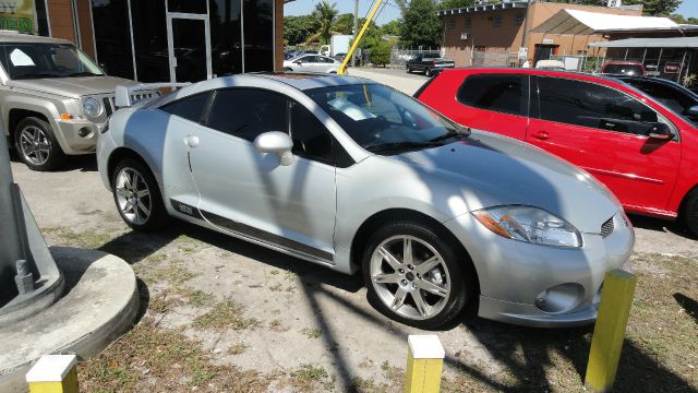 2008 MITSUBISHI ECLIPSE GS SPECIAL PACKAGE silver abs brakesair conditioningalloy wheelsamfm r