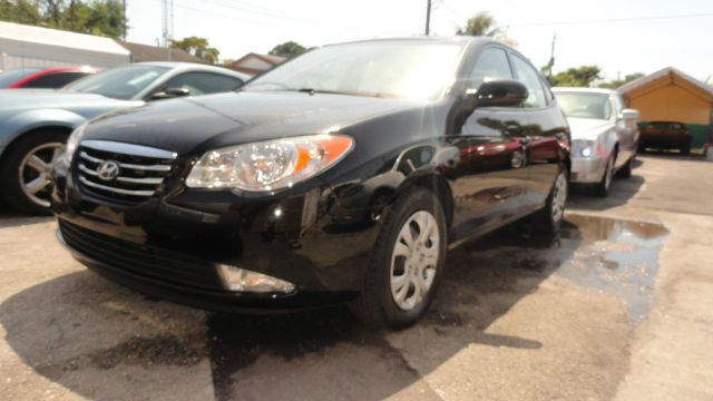2010 HYUNDAI ELANTRA GLS black abs brakesair conditioningamfm radioanti-brake system 4-wheel