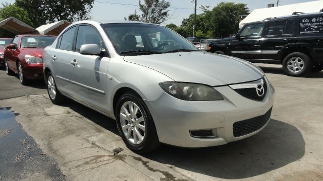 2008 MAZDA MAZDA3 I SPORT 4-DOOR silver air conditioningamfm radioanti-brake system non-abs