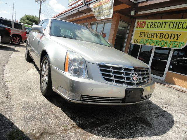 2008 CADILLAC DTS LUXURY II silver abs brakesair conditioningalloy wheelsamfm radioanti-brake