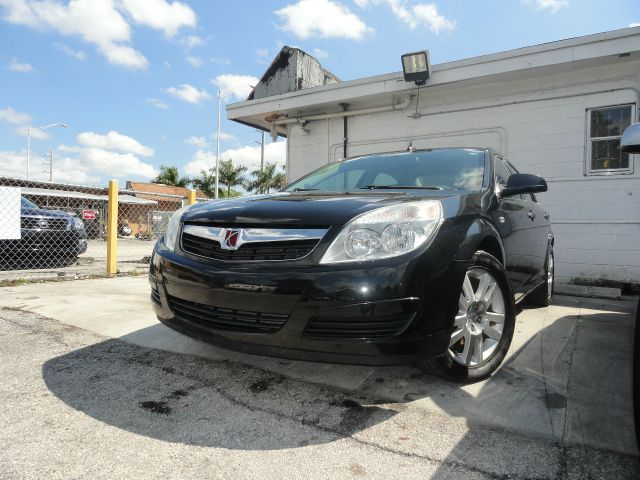 2009 SATURN AURA XE black 17 bright wheel cover 2-stage unlocking - remote abs - 4-wheel active
