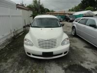 2006 CHRYSLER PT CRUISER white air conditioningamfm radioanti-brake system non-abs  4-wheel a