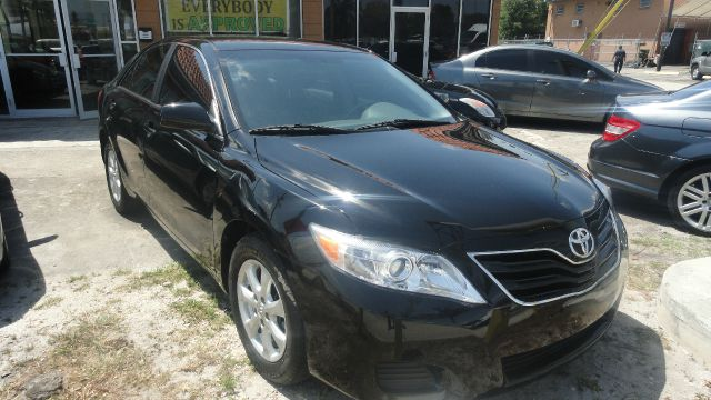 2011 TOYOTA CAMRY LE 6-SPD AT black abs brakesair conditioningamfm radioanti-brake system 4-w