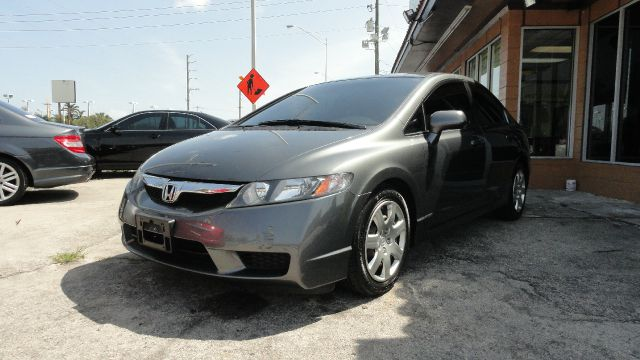 2011 HONDA CIVIC LX SEDAN 5-SPEED AT gray abs brakesair conditioningamfm radioanti-brake syste