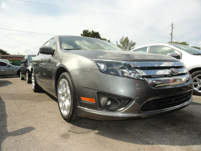 2010 FORD FUSION SE gray abs brakesair conditioningamfm radioanti-brake system 4-wheel absbo