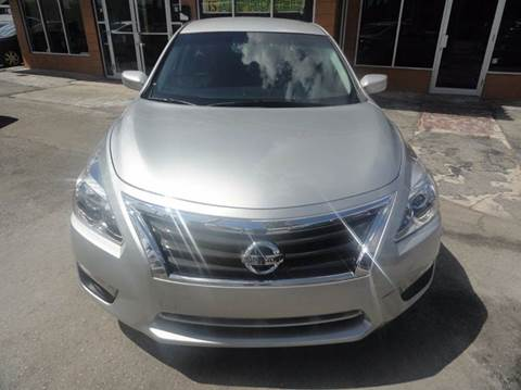 2013 Nissan Altima for sale in Miramar, FL