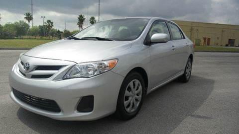 2011 Toyota Corolla for sale in Miramar, FL