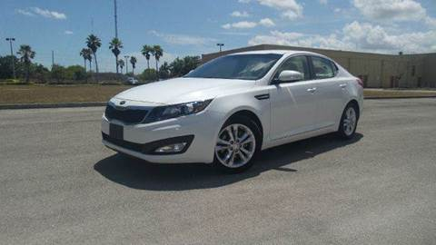 2013 Kia Optima for sale in Miramar, FL
