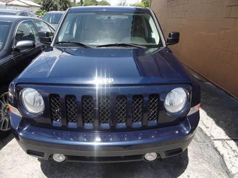 2012 Jeep Patriot for sale in Miramar FL