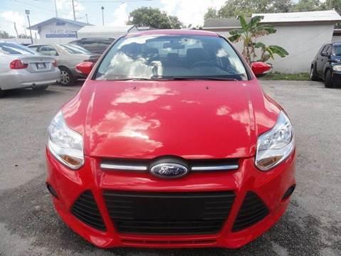 2012 Ford Focus for sale in Miramar FL