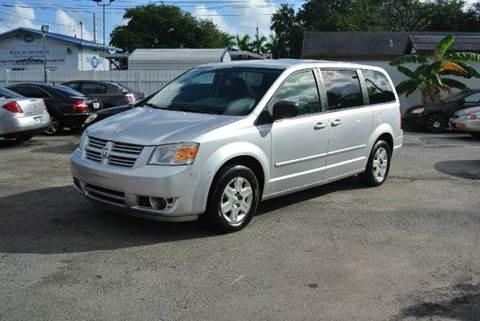 2008 Dodge Grand Caravan for sale in Miramar, FL