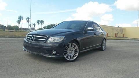 2009 Mercedes-Benz C-Class for sale in Miramar, FL