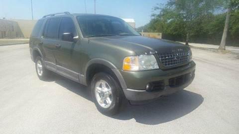 2003 Ford Explorer for sale in Miramar, FL