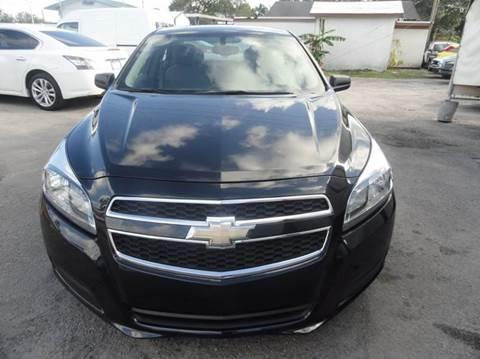2010 Chevrolet Malibu for sale in Miramar, FL