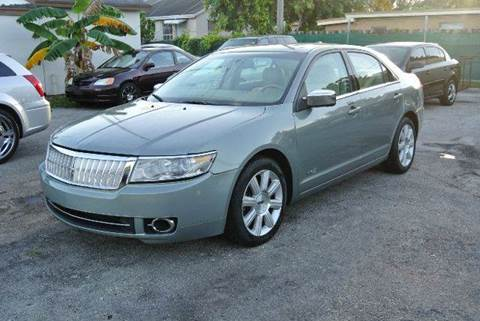2008 Lincoln MKZ for sale in Miramar, FL