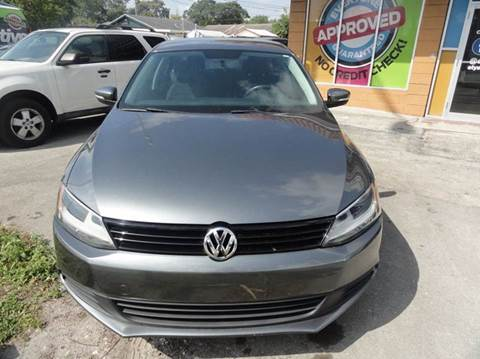 2012 Volkswagen Jetta for sale in Miramar, FL
