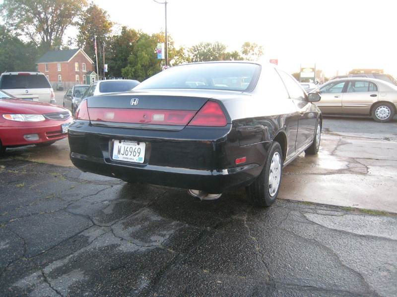 1998 Honda Accord LX 2dr Coupe - Shakopee MN