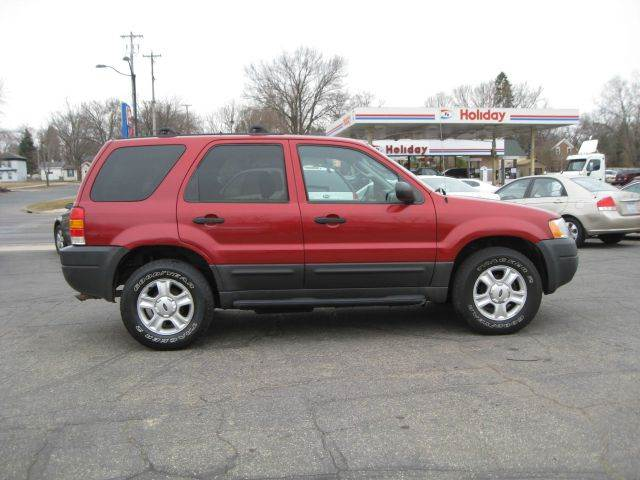 2003 Ford Escape XLT Popular 2 4WD 4dr SUV - Shakopee MN