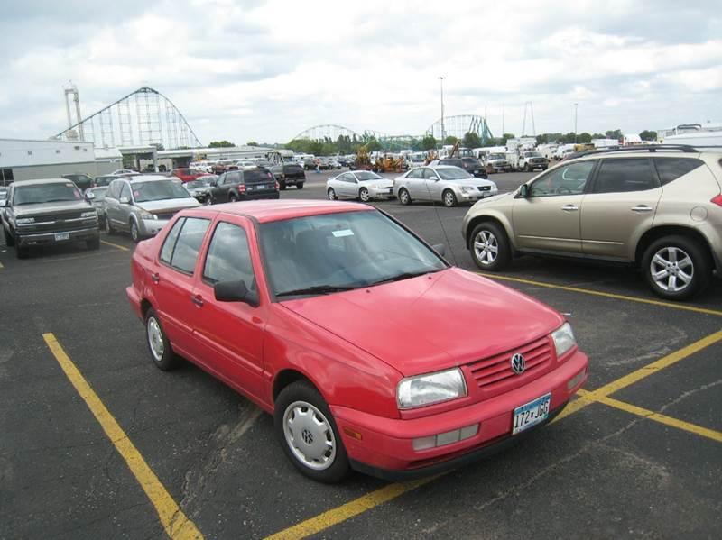 1998 Volkswagen Jetta