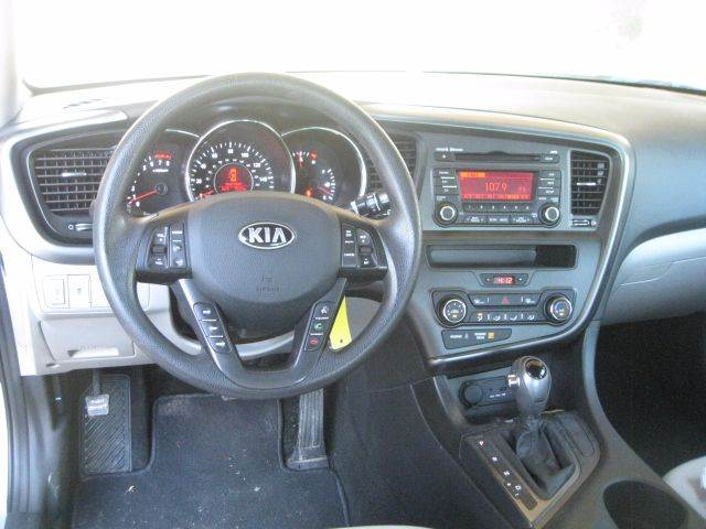 2013 Kia Optima LX 4dr Sedan - Shakopee MN