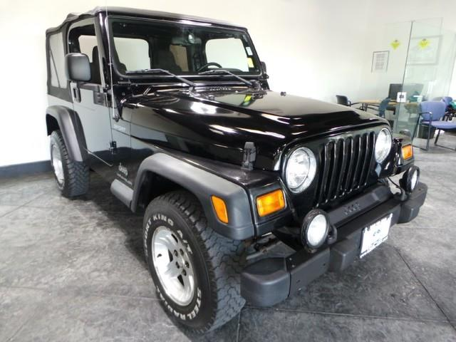 2003 Jeep Wrangler for sale in San Jose CA