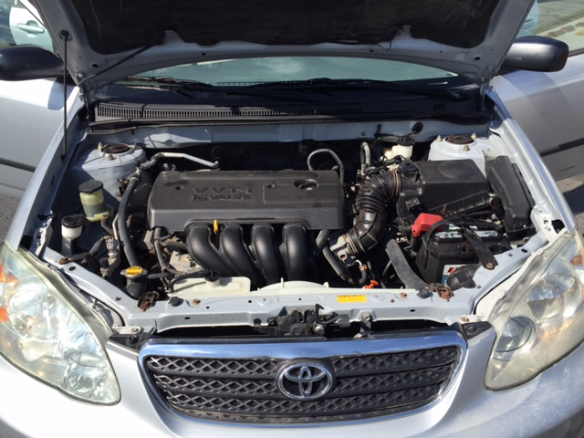 2006 Toyota Corolla CE 4dr Sedan w/Automatic - Columbus OH