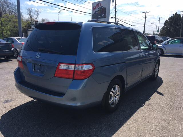 2006 Honda Odyssey EX-L w/Navi w/DVD 4dr Mini Van and DVD - Columbus OH