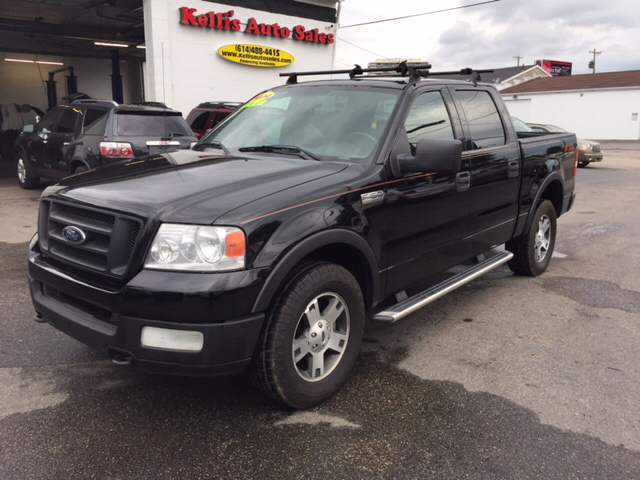 2004 Ford F-150 4dr SuperCrew FX4 4WD Styleside 5.5 ft. SB - Columbus OH