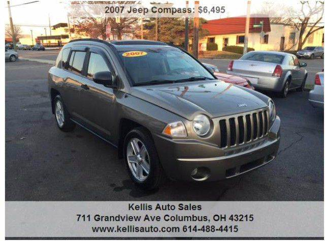 2007 Jeep Compass 4x4 Sport 4dr SUV - Columbus OH
