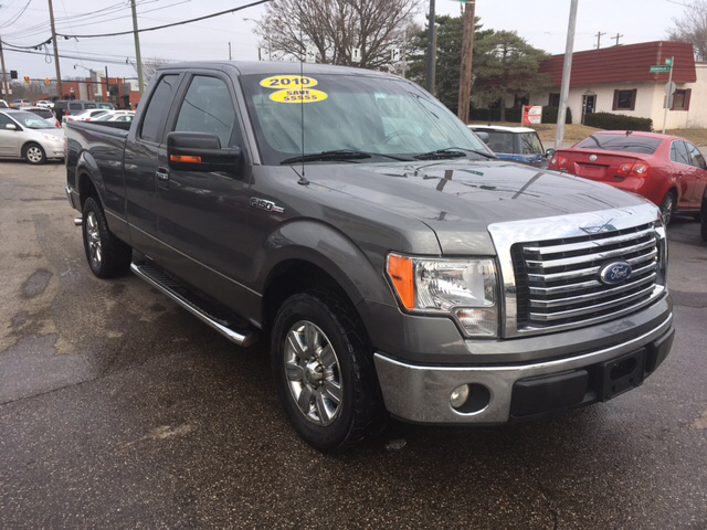 2010 Ford F-150 4x2 FX2 4dr SuperCab Styleside 6.5 ft. SB - Columbus OH