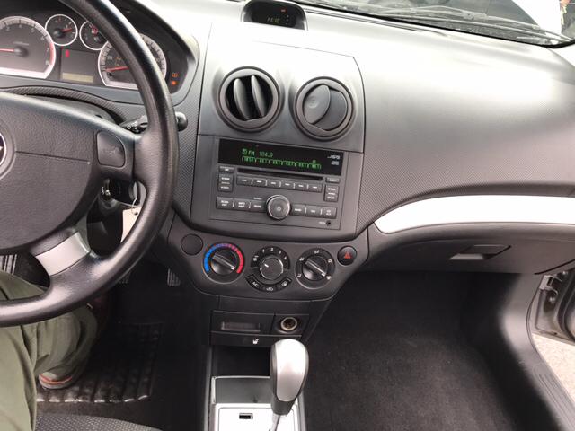 2011 Chevrolet Aveo LT 4dr Sedan w/1LT - Columbus OH